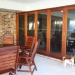 Classic charcoal window tinting for the home