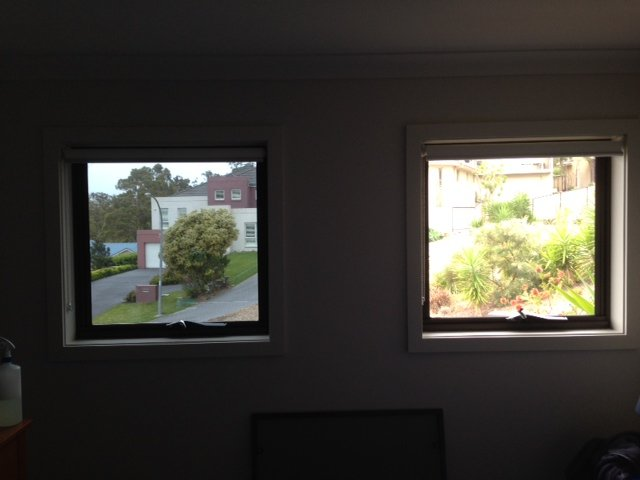 True Vue 15 before window tinting 2